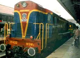 kumbh mela special train
